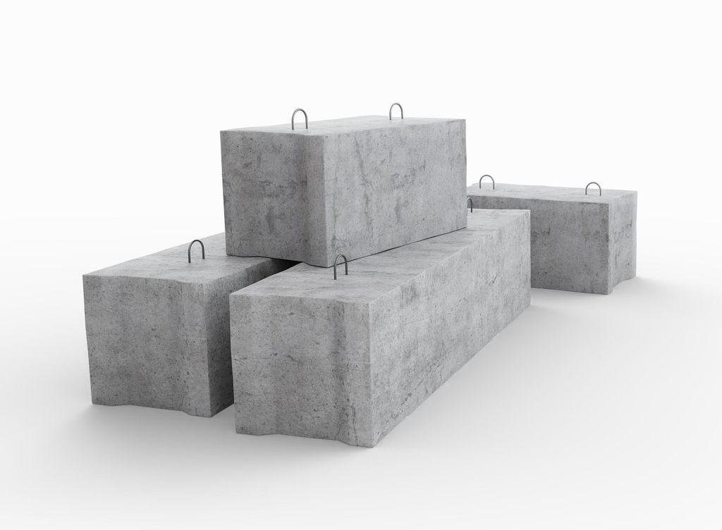 находится бетонные блоки виды фото папы это